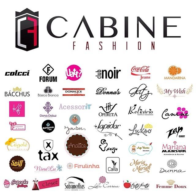 cabine fashion   Amo a moda by Giulia